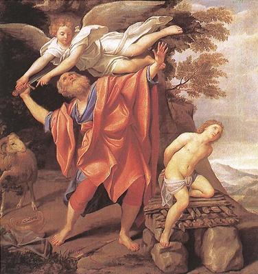 The Sacrifice of Isaac WGA