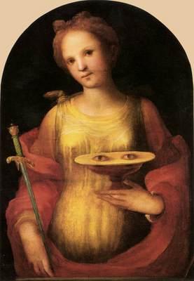 BECCAFUMI Domenico St Lucy