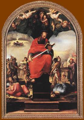 BECCAFUMI Domenico St Paul