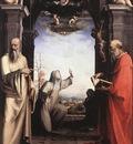 BECCAFUMI Domenico Stigmatization Of St Catherine Of Siena