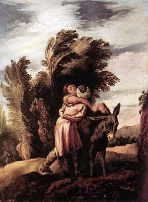 FETI Domenico Parable Of The Good Samaritan