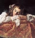 FETI Domenico Sleeping Girl