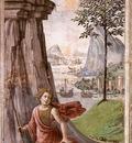 GHIRLANDAIO Domenico St John The Baptist In The Desert