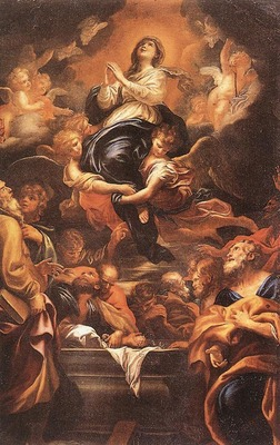 PIOLA Domenico Assumption Of The Virgin