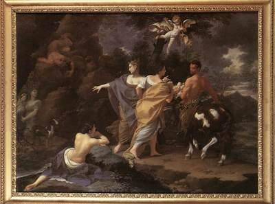 CRETI Donato Achilles Handling Over To Chiron