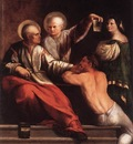 DOSSI Dosso St Cosmas and St Damian