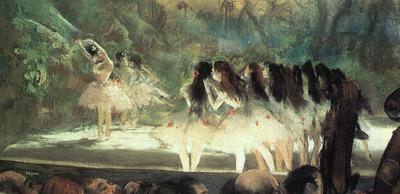 Ballet at the Paris Opera CGF
