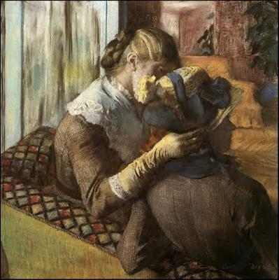 Degas Edgar At the Milliner s