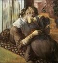 Degas Edgar At the Milliner s