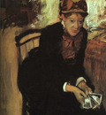 Portrait of Mary Cassatt CGF