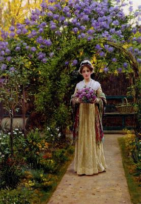 Leighton Edmund Blair Lilac