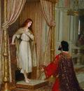 Blair Leighton King Copetua and the Beggar Maid