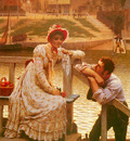 Leighton Edmund Blair Courtship