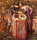 Burne Jones Sir Edward The Baleful Head
