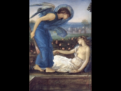 Cupid Finding Psyche