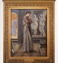 Burne Jones Pygmalion and the Image I The Heart Desires