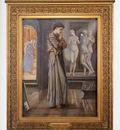 Burne Jones Pygmalion and the Image I The Heart Desires
