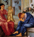 burne jones the lament 1865