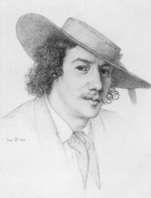 Poynter Portrait of Whistler