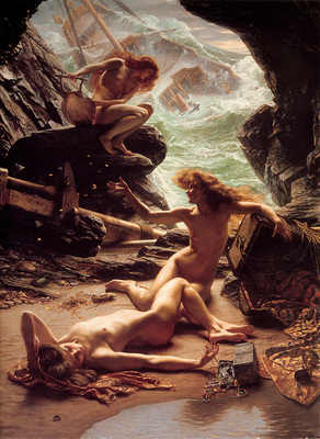 Poynter The Cave of the Storm Nymphs