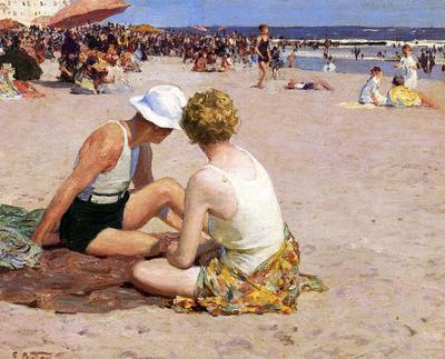 Pothast Edward A Summer Vacation