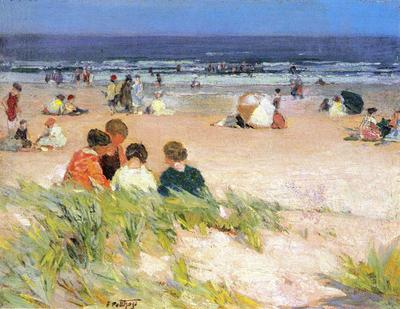 Pothast Edward By the Shore