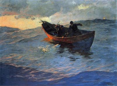 Pothast Edward Struggle for the Catch