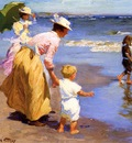 Pothast Edward At the Beach