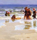 Pothast Edward At the Seashore