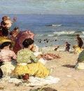 Pothast Edward Beach Scene