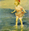 Pothast Edward In the Surf