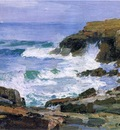 Pothast Edward Looking out to Sea