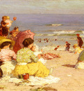 Potthast Edward Beach Scene