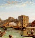 Pritchett Edward Ponto Di Rialto Canal Grande