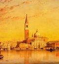 Cooke Edward William San Giorgio Maggiore Venice