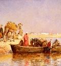 Weeks Edwin Lord Along The Nile