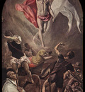 el greco resurrection 1577