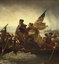 Leutze Emanuel Washington Crossing The Delaware