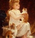munier 1893 01 playing with the kitten