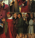 CHARONTON Enguerrand The Coronation Of The Virgin Detail The Crowd