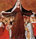 CHARONTON Enguerrand The Virgin Of Mercy