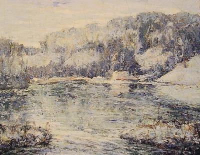 Winter Spuytin Duyvil