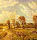Lawson Ernest New England Landscape