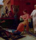 Forti Ettore The Carpet Merchant