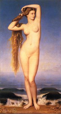 Amaury Duval La Naissance de Venus