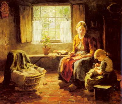 Pieters Evert Spring Sunshine