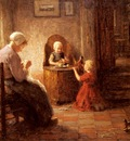 Pieters Evert Mother and Children