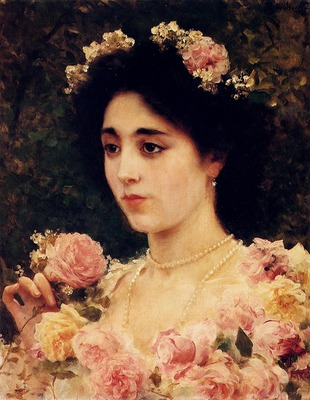 Andreotti Federico The Pink Rose