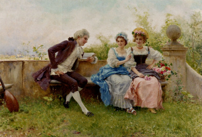 Andreotti Federico The Poem