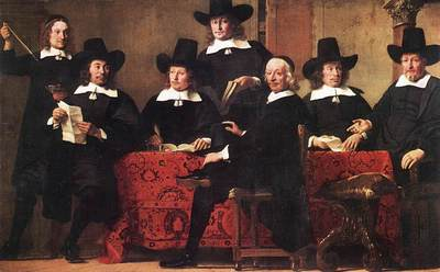 Governors of the Wine Merchants Guild WGA